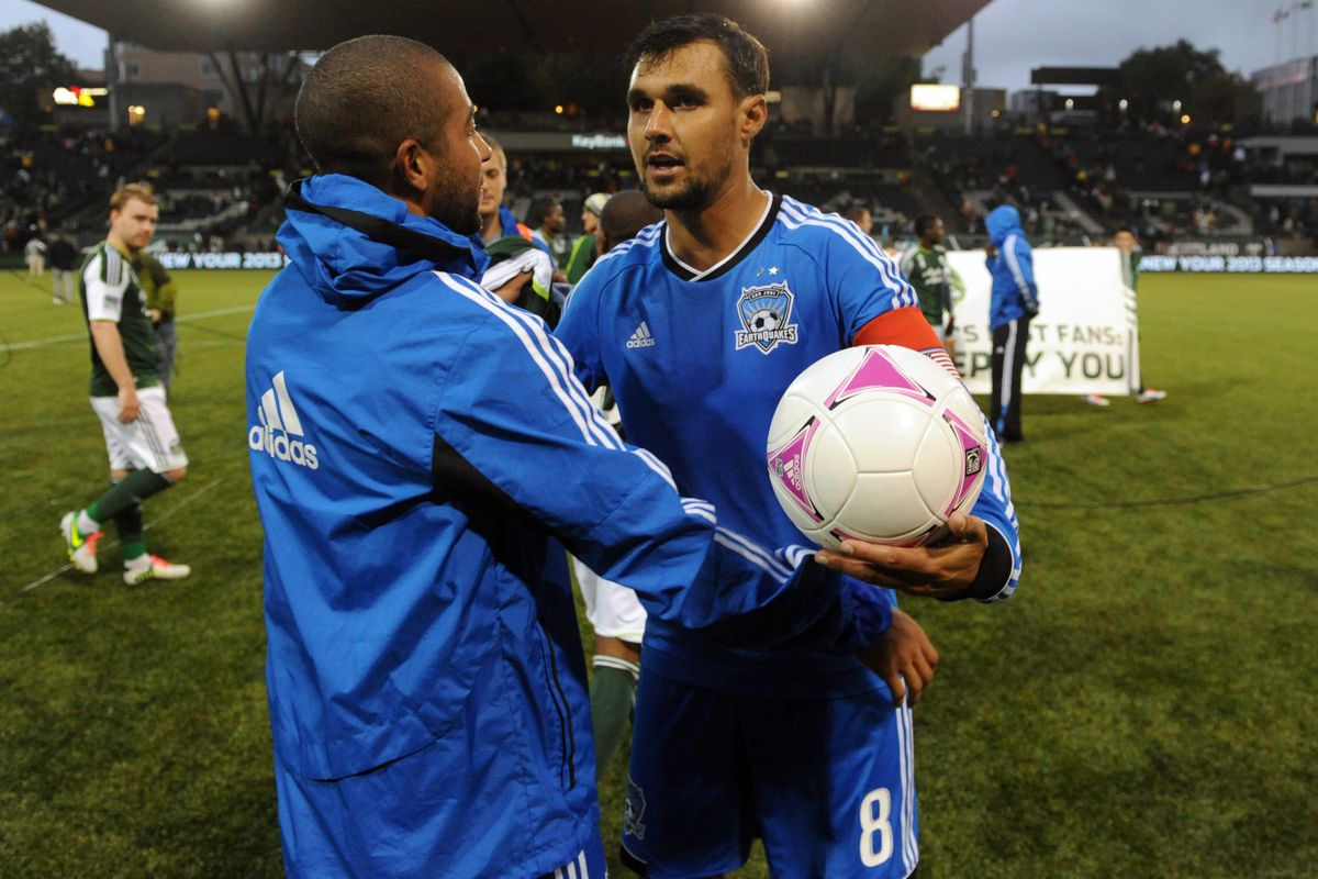 Wondolowski's record reminds us that MLS history started a long time ago