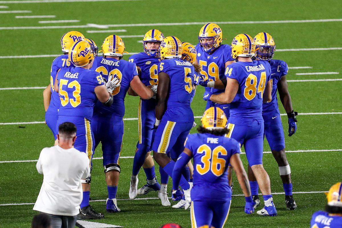 NCAA Football: Pittsburgh at Boston College