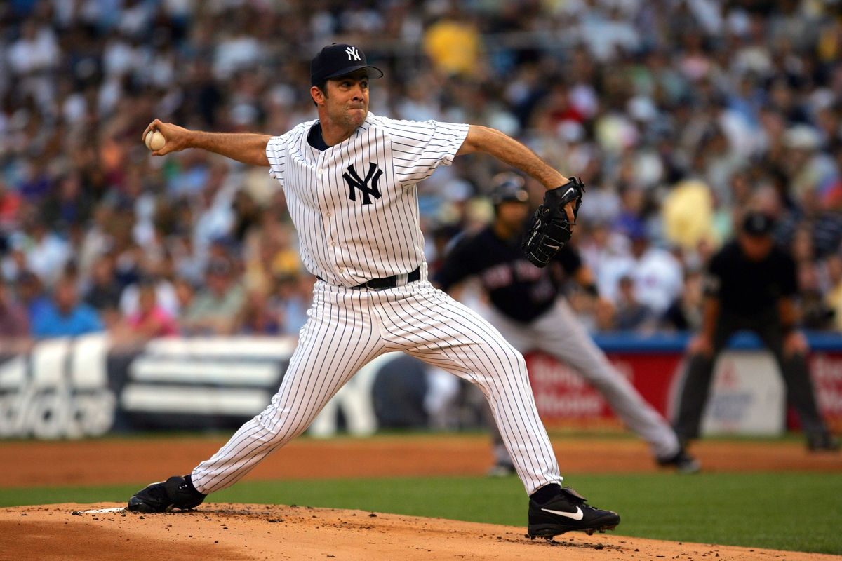 Mike Mussina was a great Yankee and a deserving Hall of ...