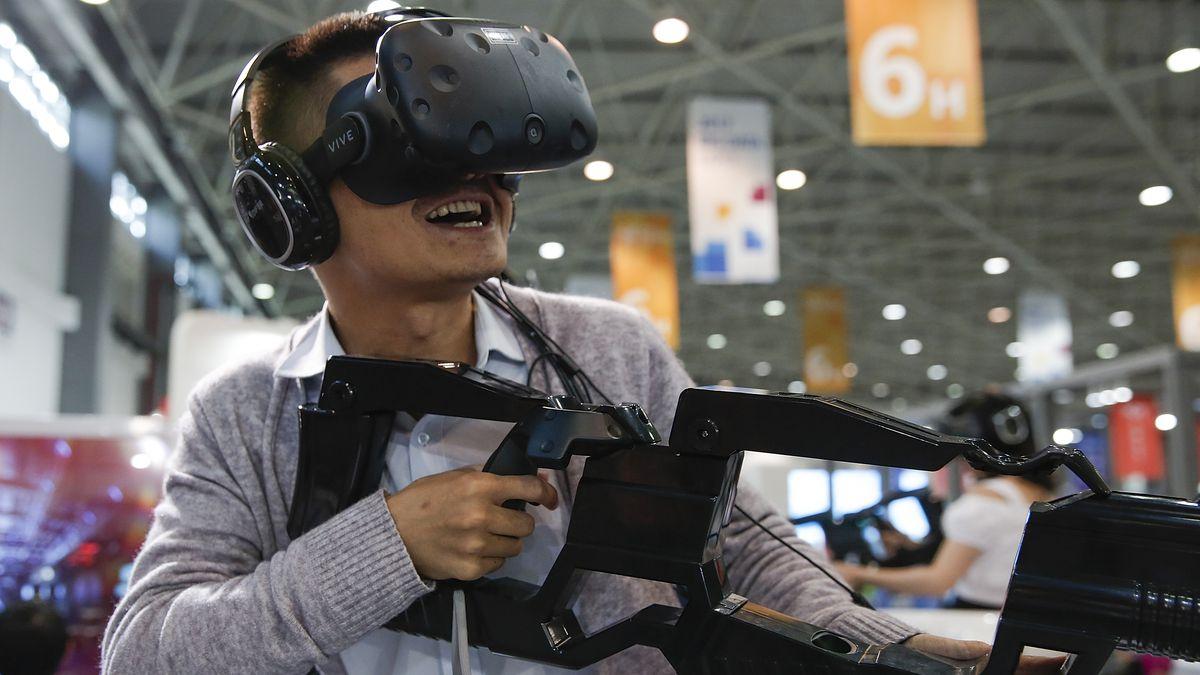 295feb11de06 The state of virtual reality - Polygon