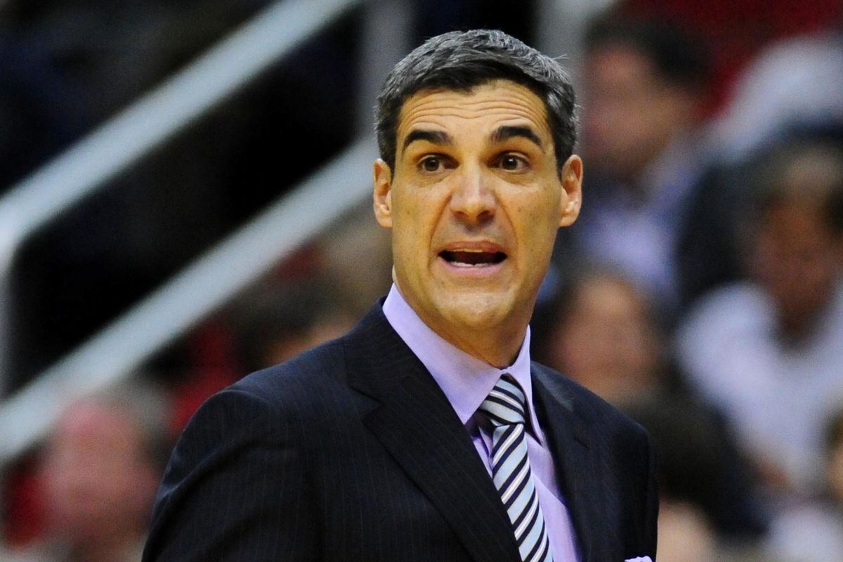Jay Wright has every reason to be pleased with his team's start in conference play.