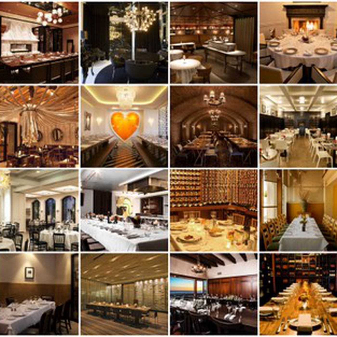Private Dining Rooms In Los Angeles