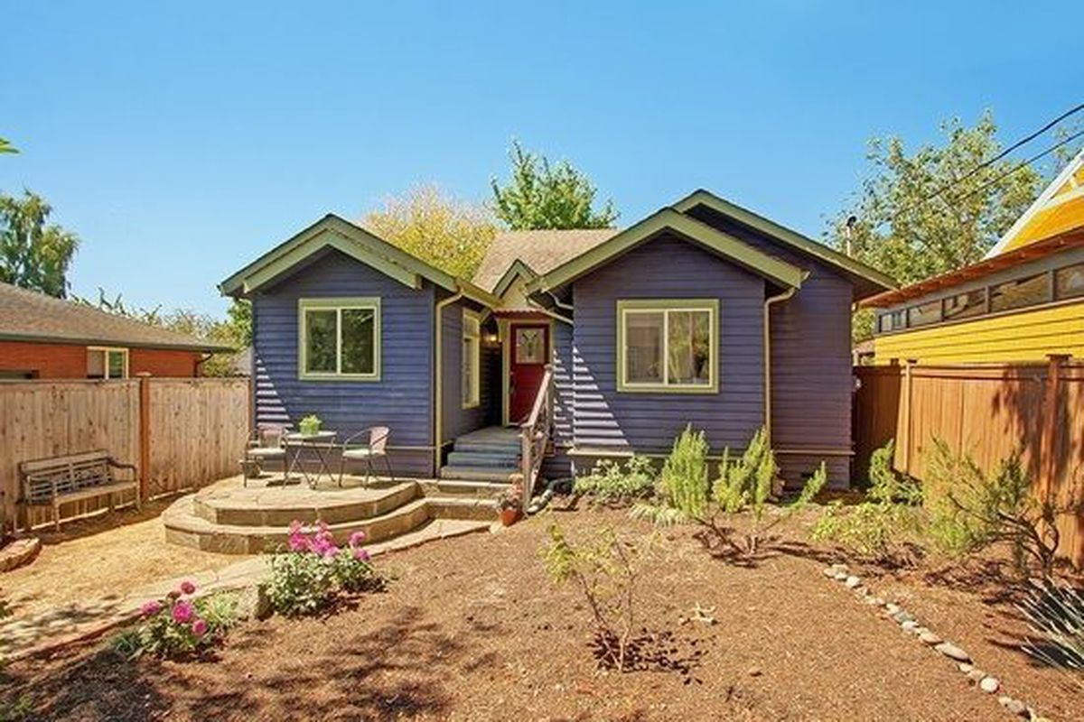 Tiny Home Designs: Tiny Victorian On Phinney Ridge Could Be Your Pied-à-Terre