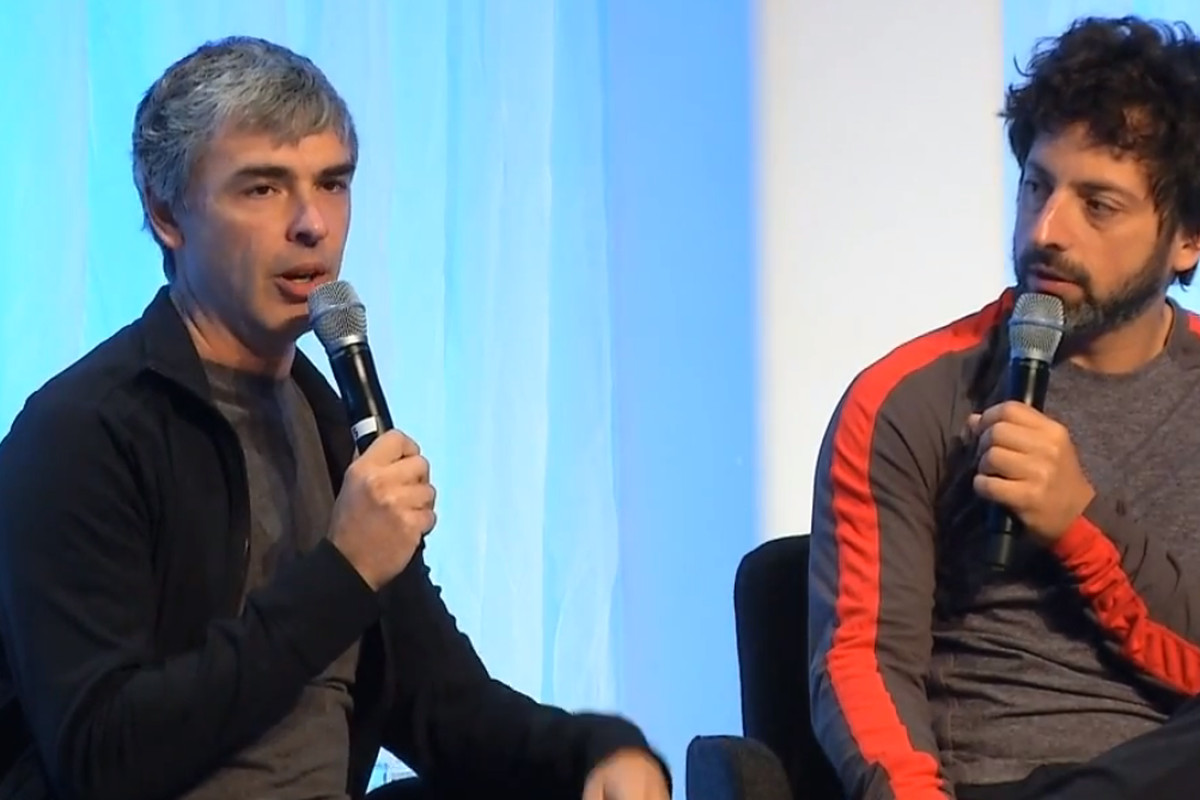 The Future of the Workforce May Be Part-Time, Says Google CEO Larry Page