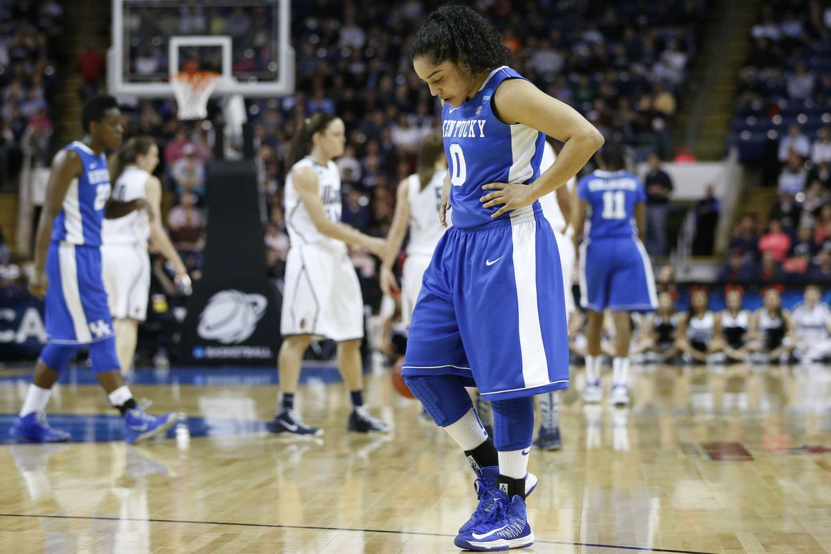 Don't worry Jennifer, this will not be your last chance at NCAA glory.