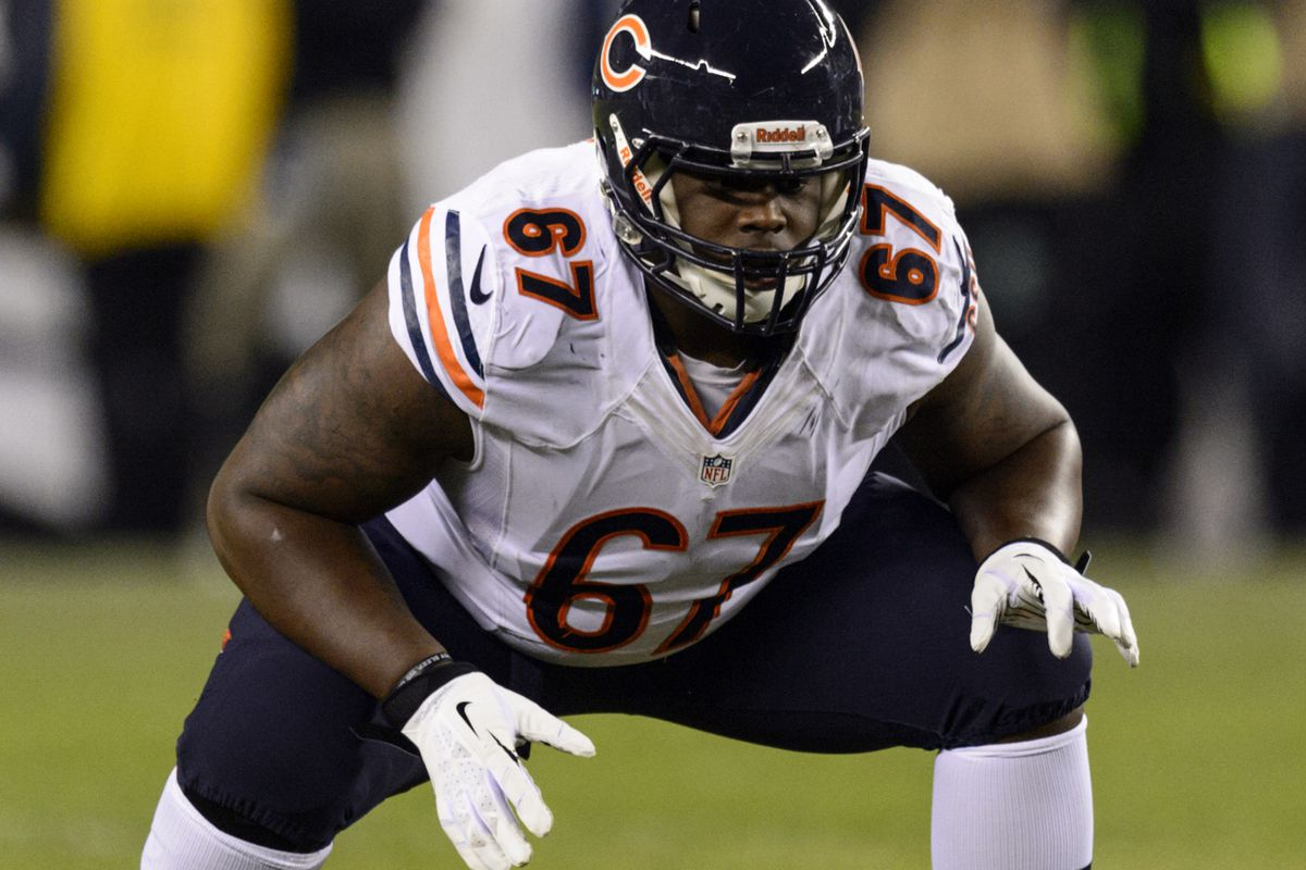 finest selection db4bc 53dd5 Chicago Bears right tackle Jordan Mills to have surgery ...