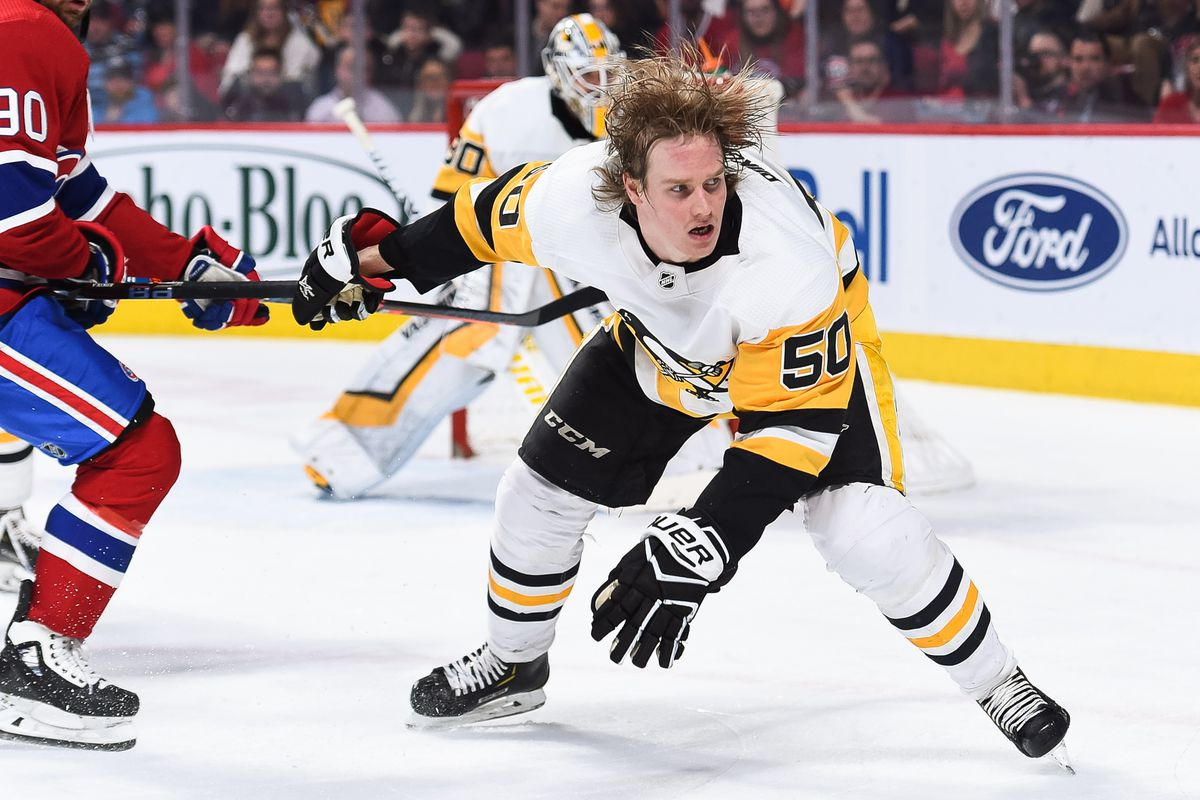 NHL: MAR 02 Penguins at Canadiens