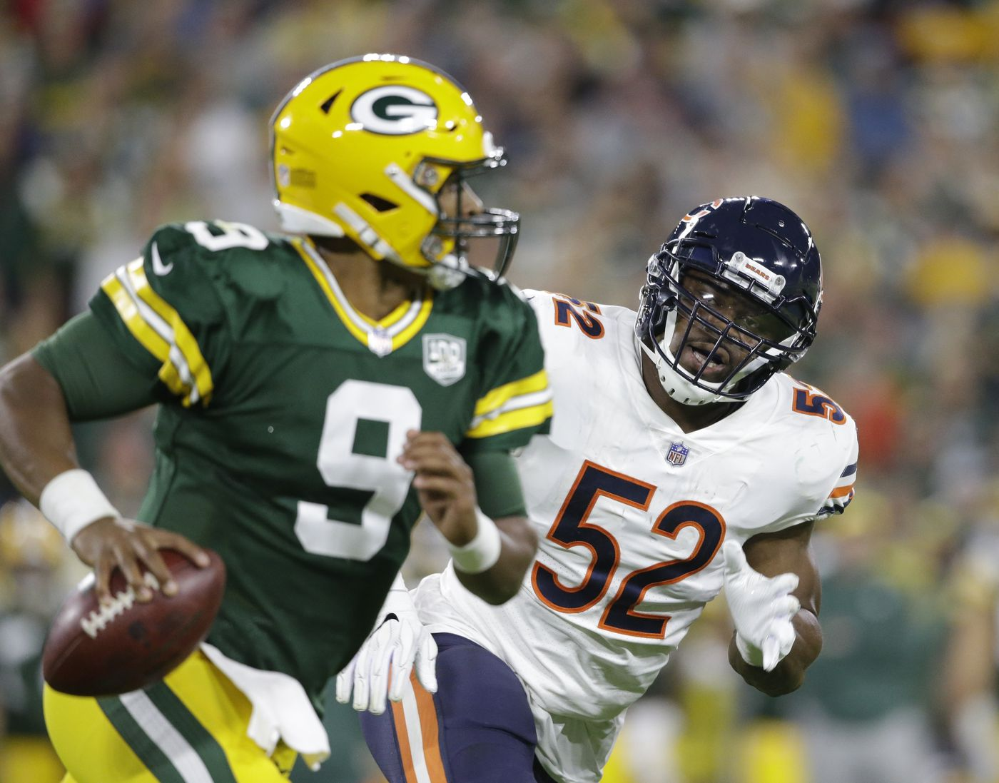 info for c23ba f572e The Bears' mysterious superstar: Khalil Mack remains unknown ...