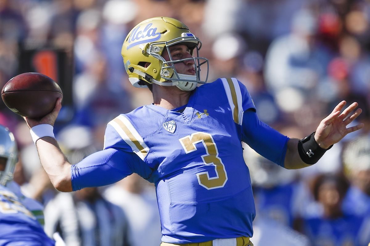 NCAA Football: Oregon at UCLA