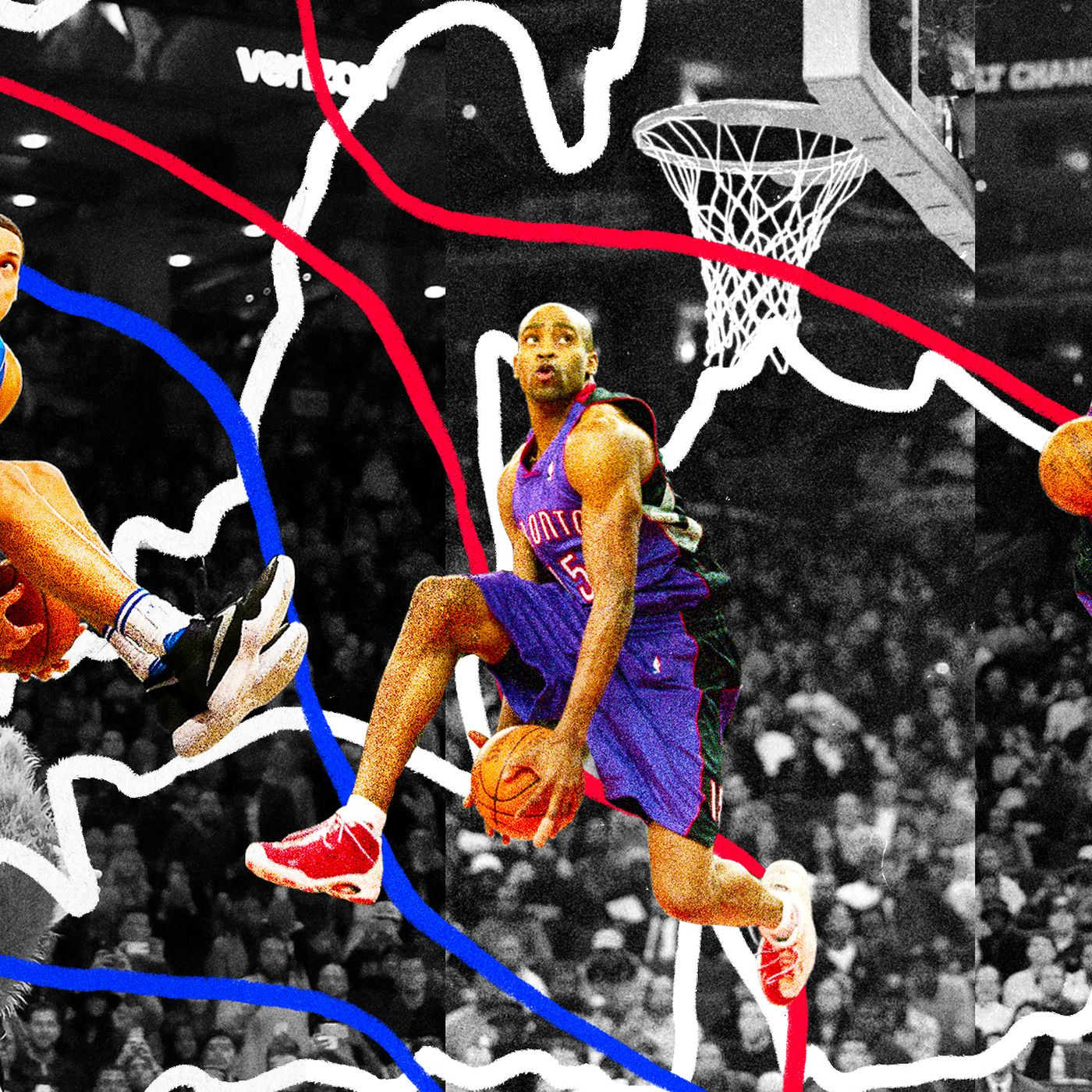 4152680e22af NBA Dunk Contest s 76 perfect score dunks
