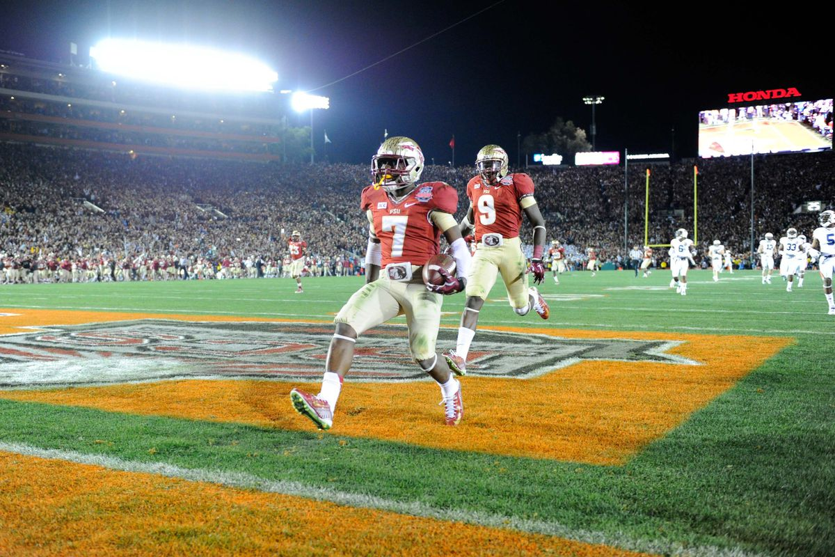 Florida State remained the unanimous number one.