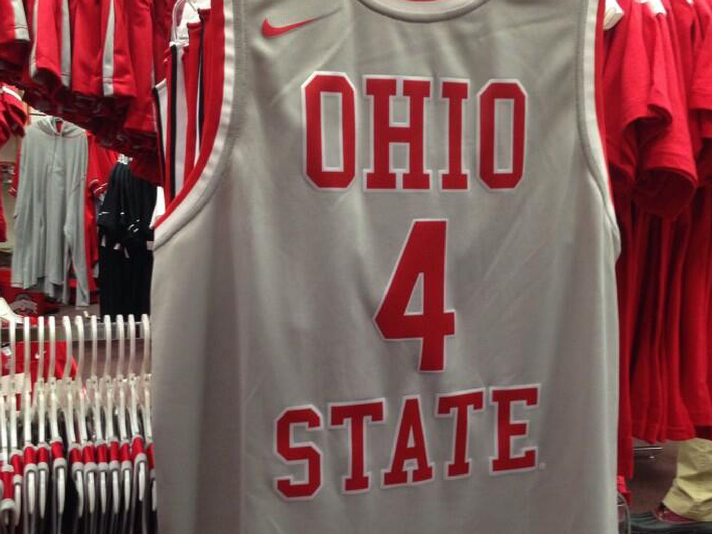 Check out Ohio State's 2014 alternate throwback uniforms