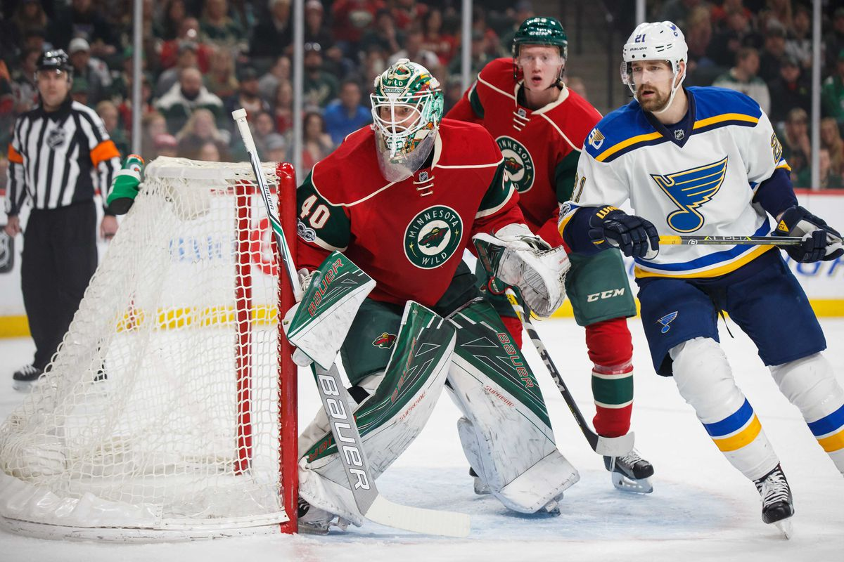Minnesota Wild To Face St Louis Blues In Round 1 Of The Stanley Cup
