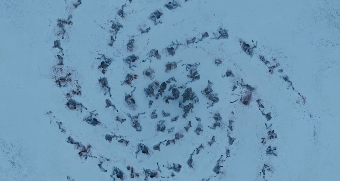 Game of Thrones: What are the White Walker death swirls? - Polygon