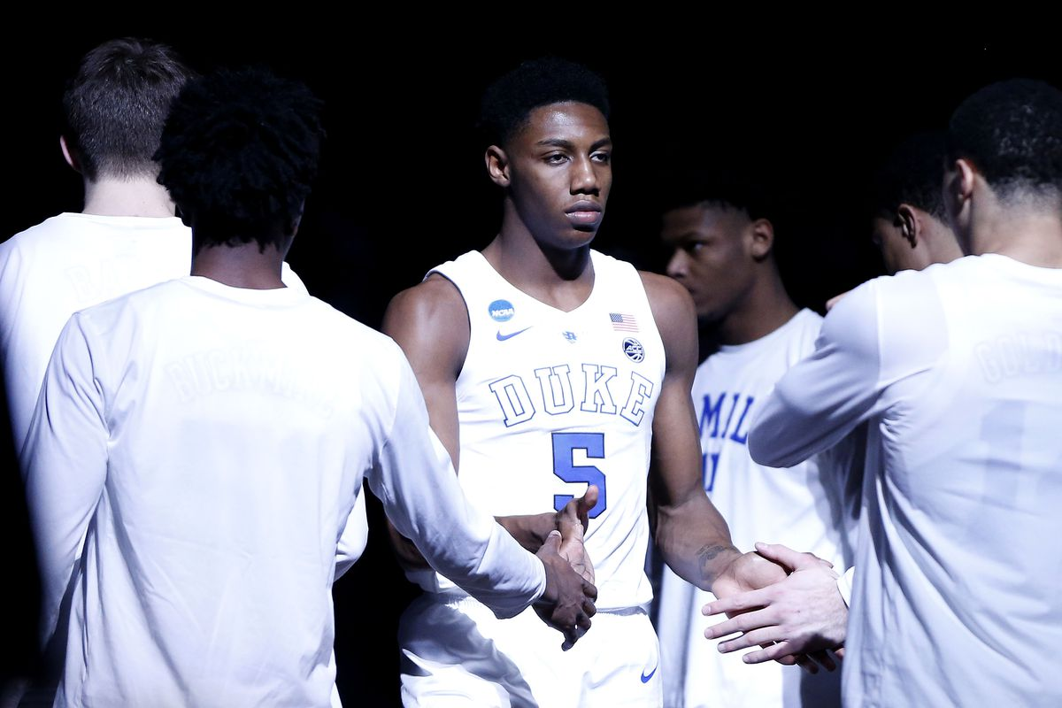 new concept c01fe b533b Are we ruling out R.J. Barrett too early in the draft ...