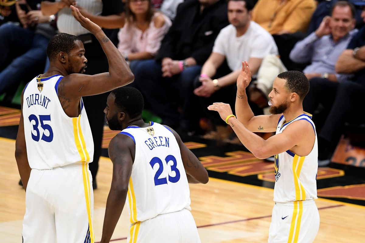 b9d7fcb78b8 The Warriors are the first NBA team with real dynasty problems ...