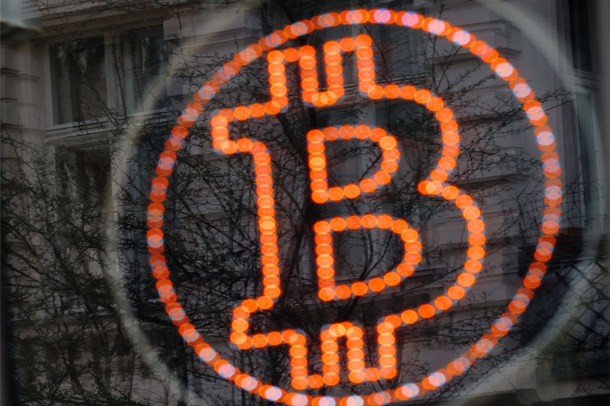 Bitcoins Price Spike Is Driving An Extraordinary Surge In Energy Conventional Versus Electron Flow Basic Concepts Of Electricity Greed Has Many Costs Siegfried Layda Getty Images