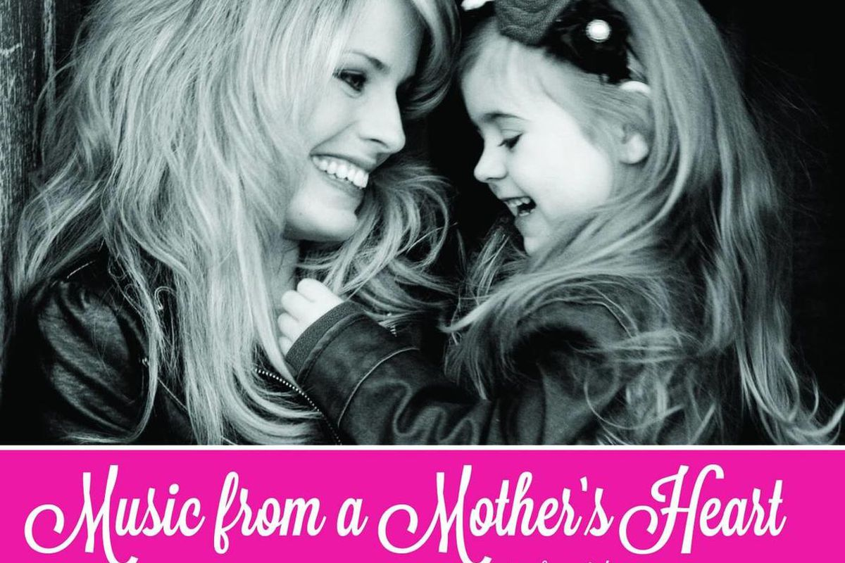 """""""Music from a Mother's Heart: 17 Songs of Inspiration"""" by Lyndsi Houskeeper."""