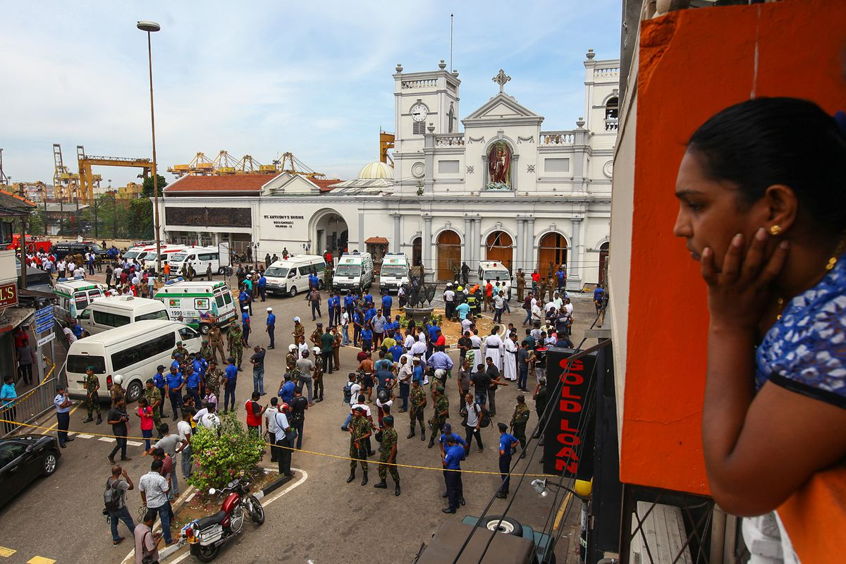 Sri Lanka blocks social media: shutdown shows Facebook can't be trusted