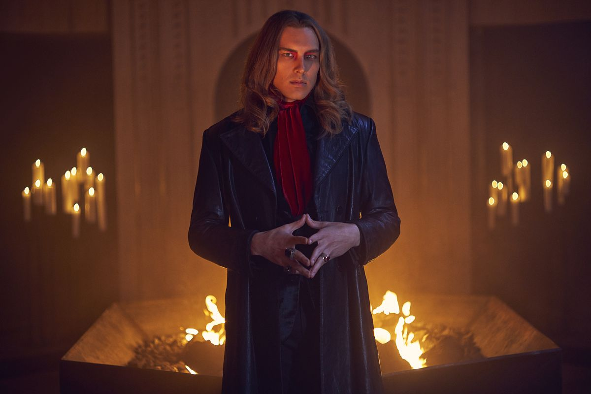 michael langdon in american horror story apocalypse