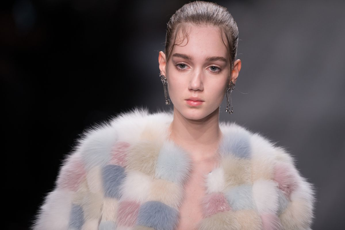From Valentino's fall 2016 show Photo: Thierry Orban/Getty Images