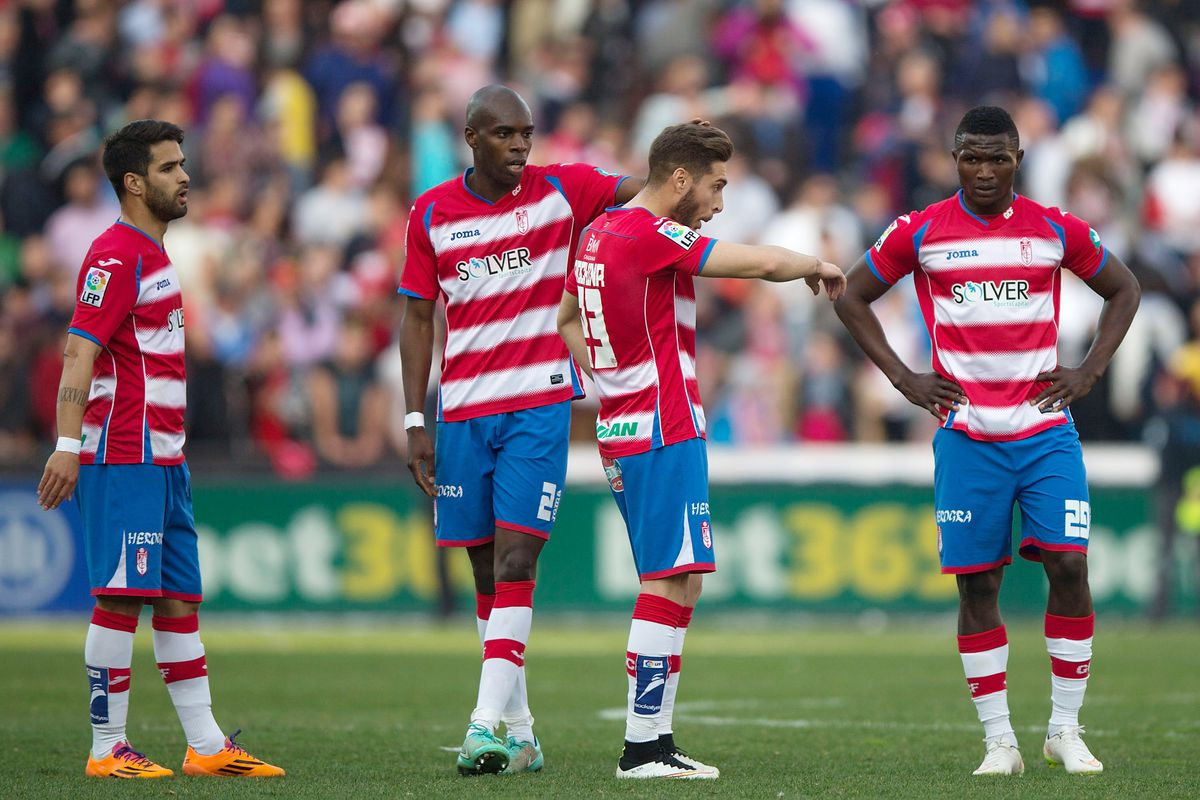 There's been a lot of this for Granada: hands on hips after another loss.