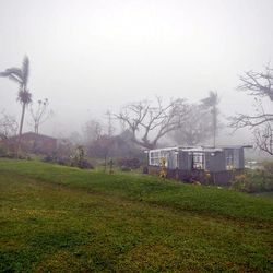 Small storms continued to hit the island nation of Vanuatu in the month following tropical Cyclone Pam, one of the worst Pacific storms to ever make landfall.
