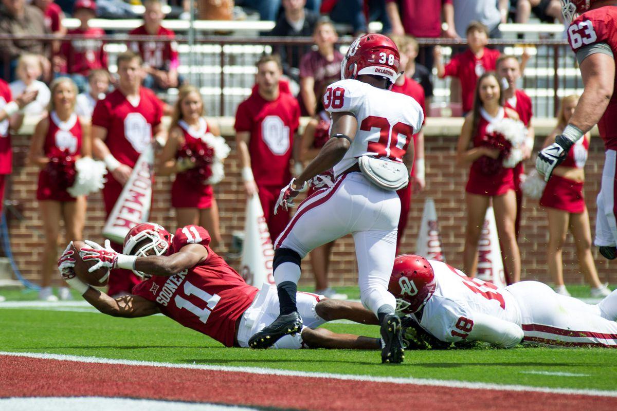 NCAA Football: Oklahoma-Spring Game