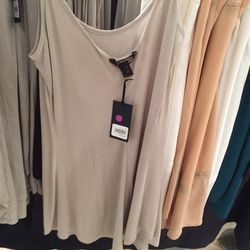 Cotton nightgown, $75