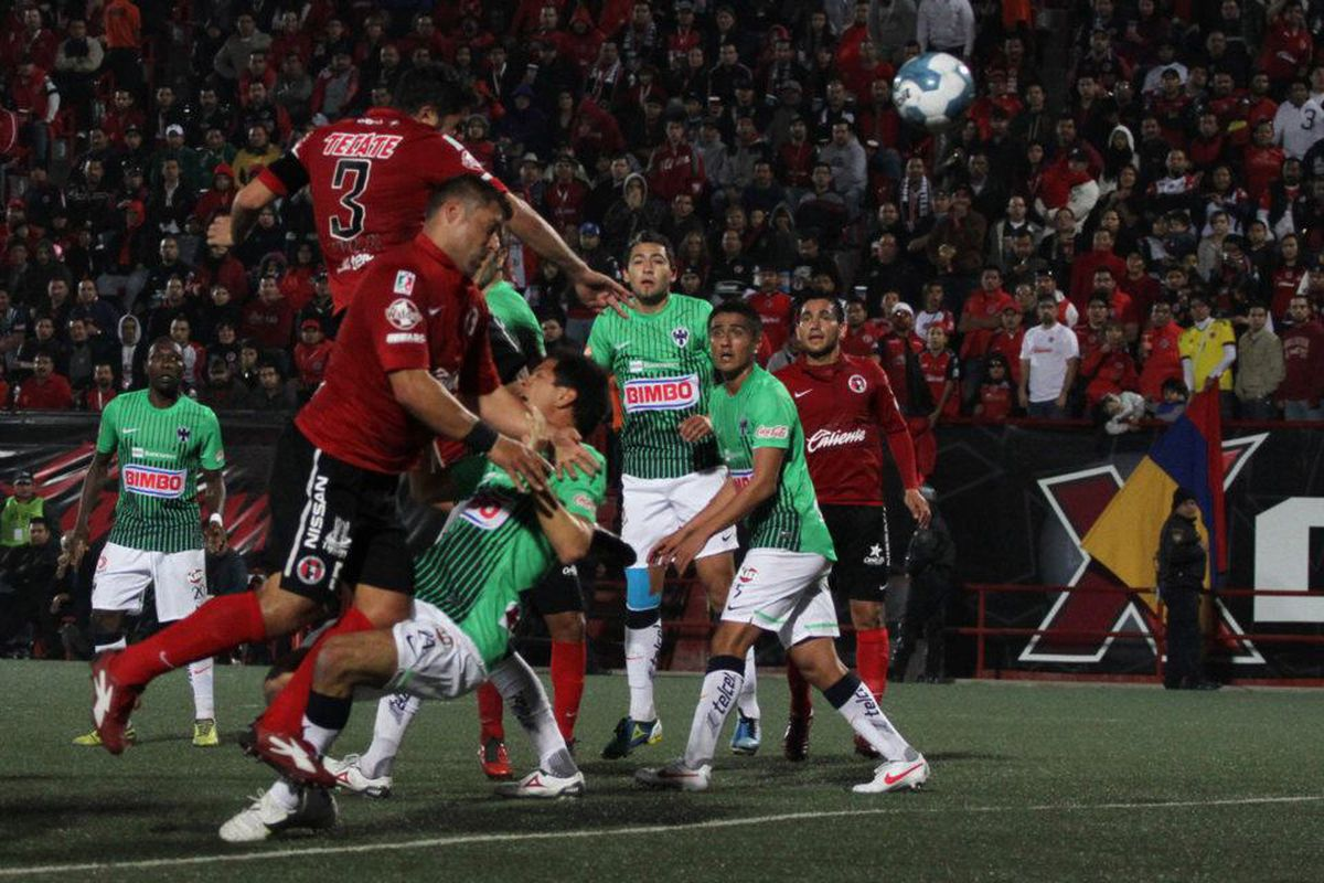 Tijuana vs. Monterrey