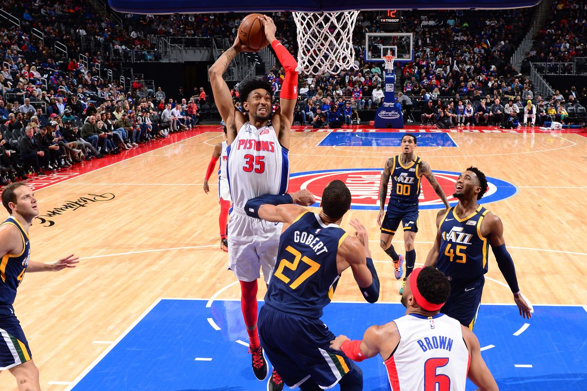 Third Nba Player Detroit S Christian Wood Tests Positive For Covid 19 Slc Dunk