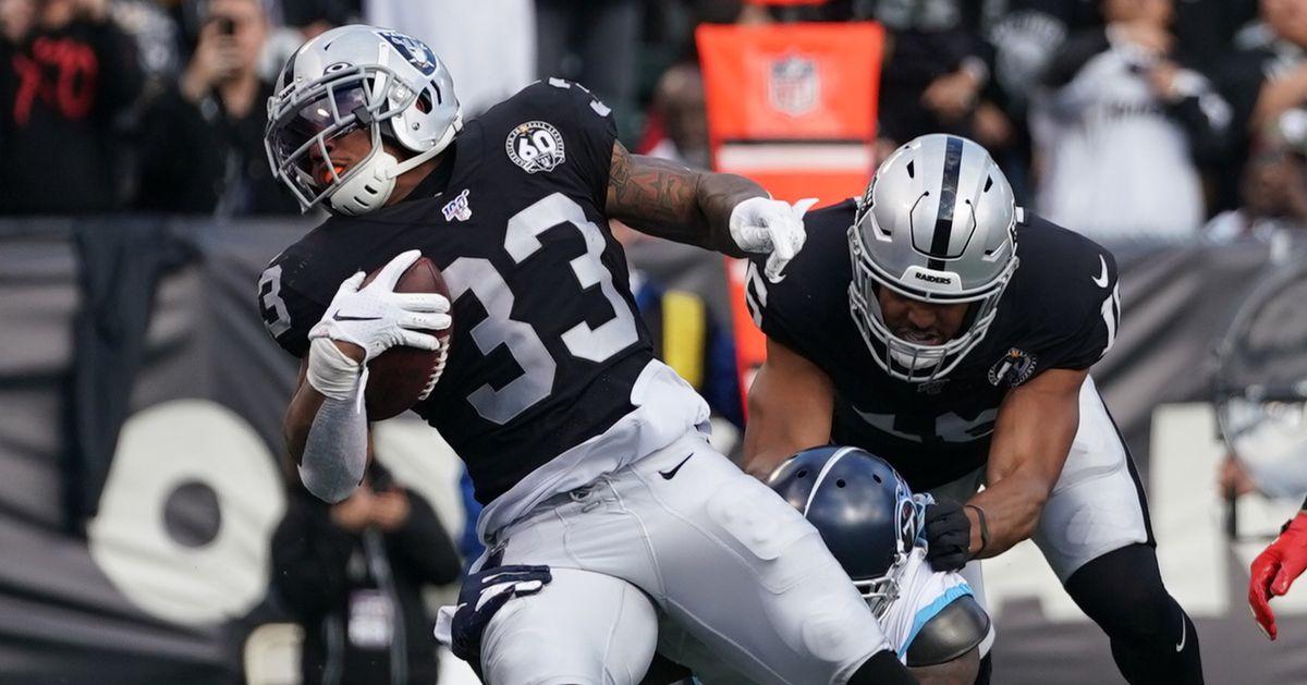 Raiders versus Titans second half open thread