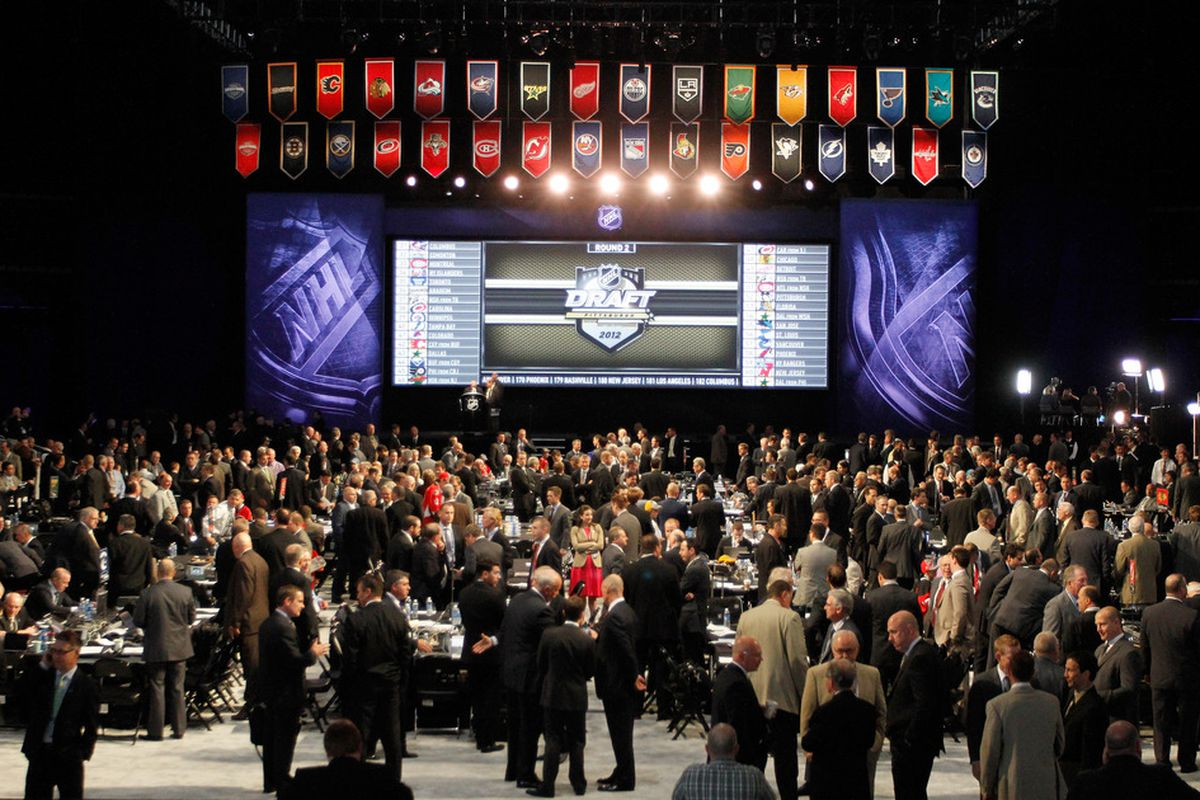 nhl draft 2012 wraps up in record time 181 players