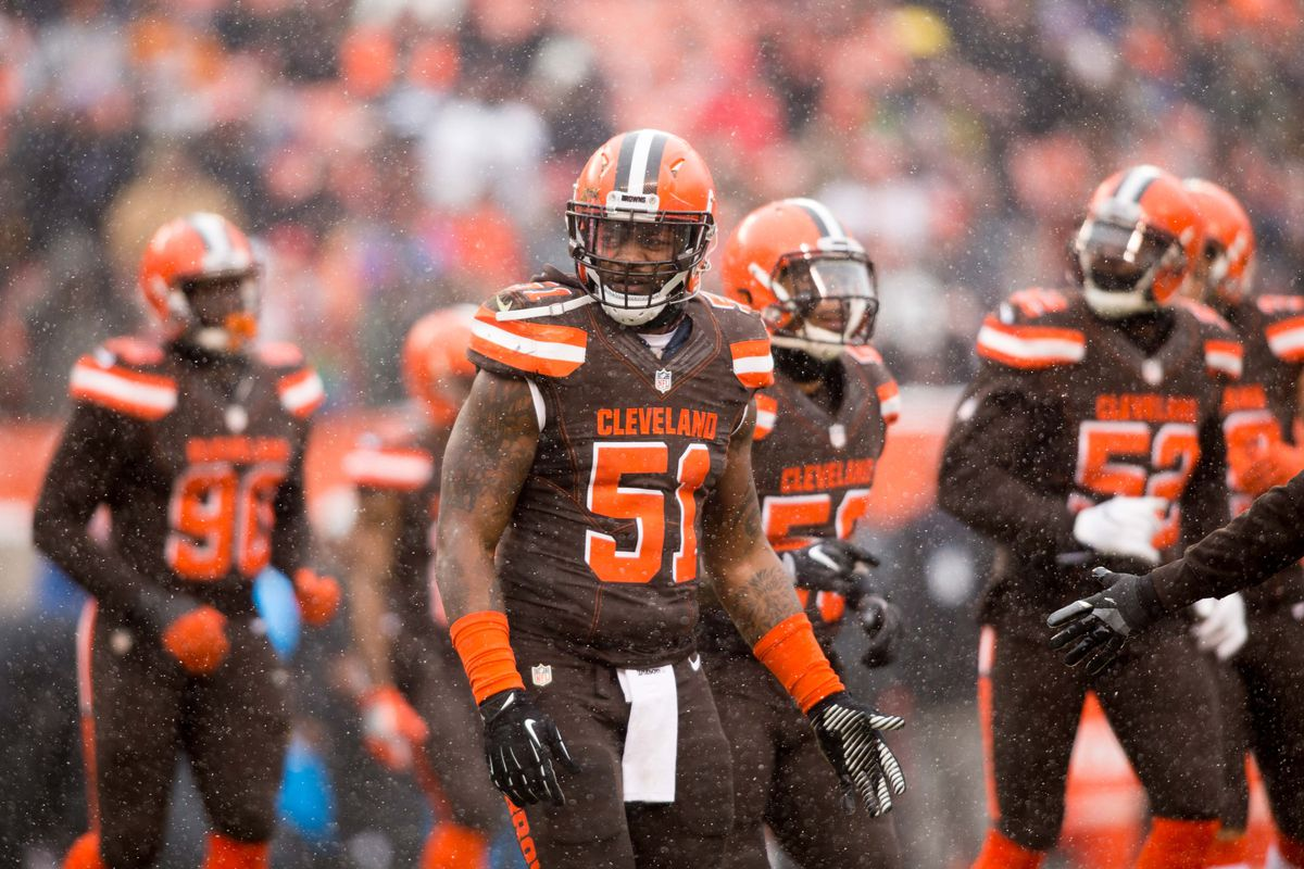Jamie Collins should sell Browns to Jeremy Maclin Dawgs By Nature