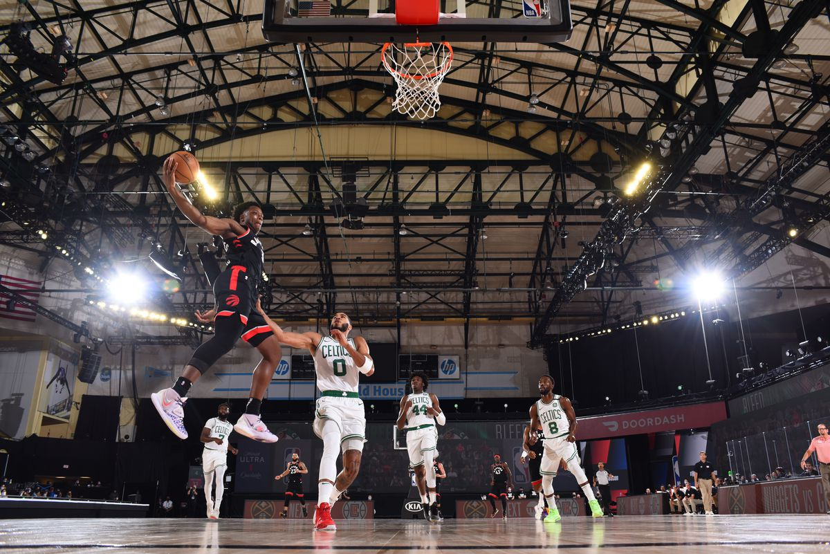 Toronto Raptors v Boston Celtics - Game Four