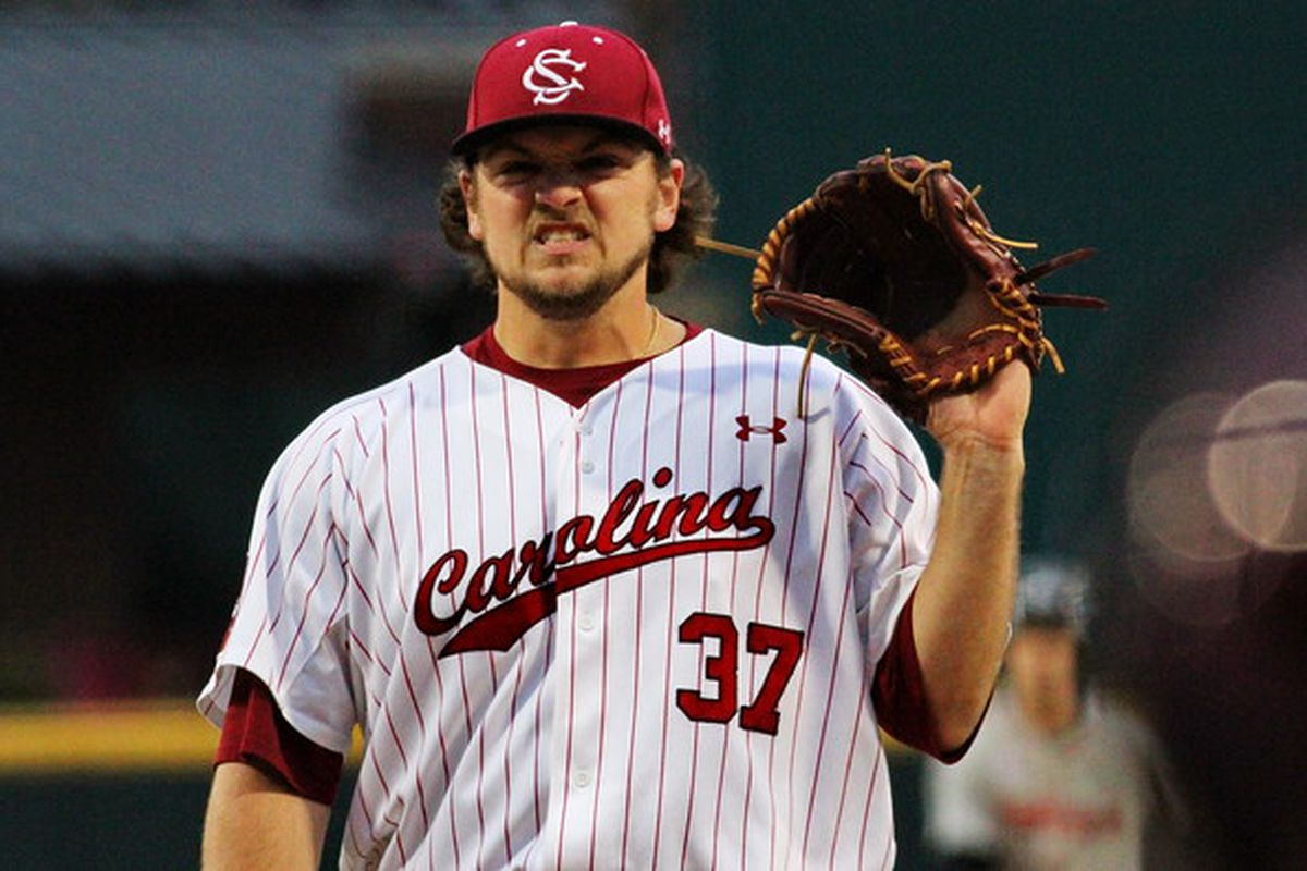Nationals draft South Carolina's Wil Crowe