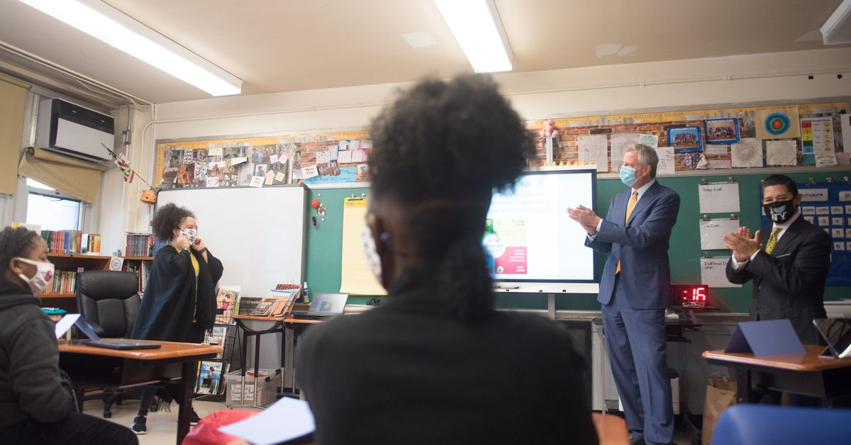 ny.chalkbeat.org: NYC announces sweeping changes to middle, high school application process
