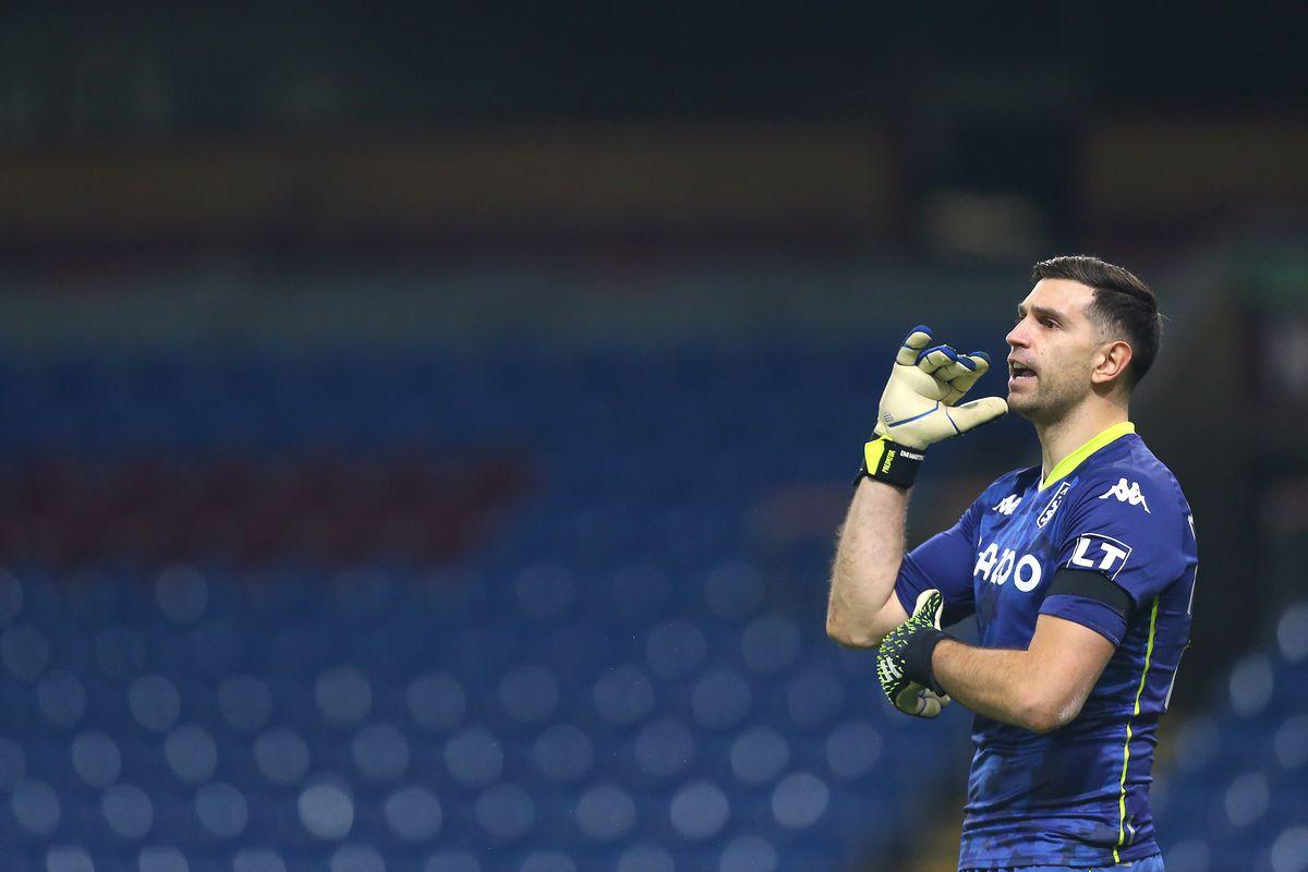 Burnley v Aston Villa - Premier League