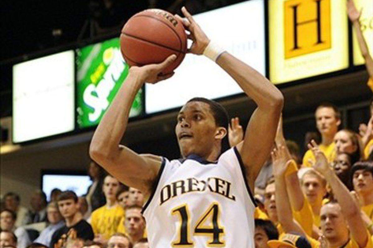 One of the best shooters in the CAA is done for the year.