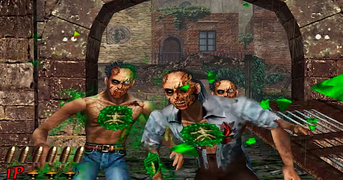 Sega's House of the Dead games are getting remakes