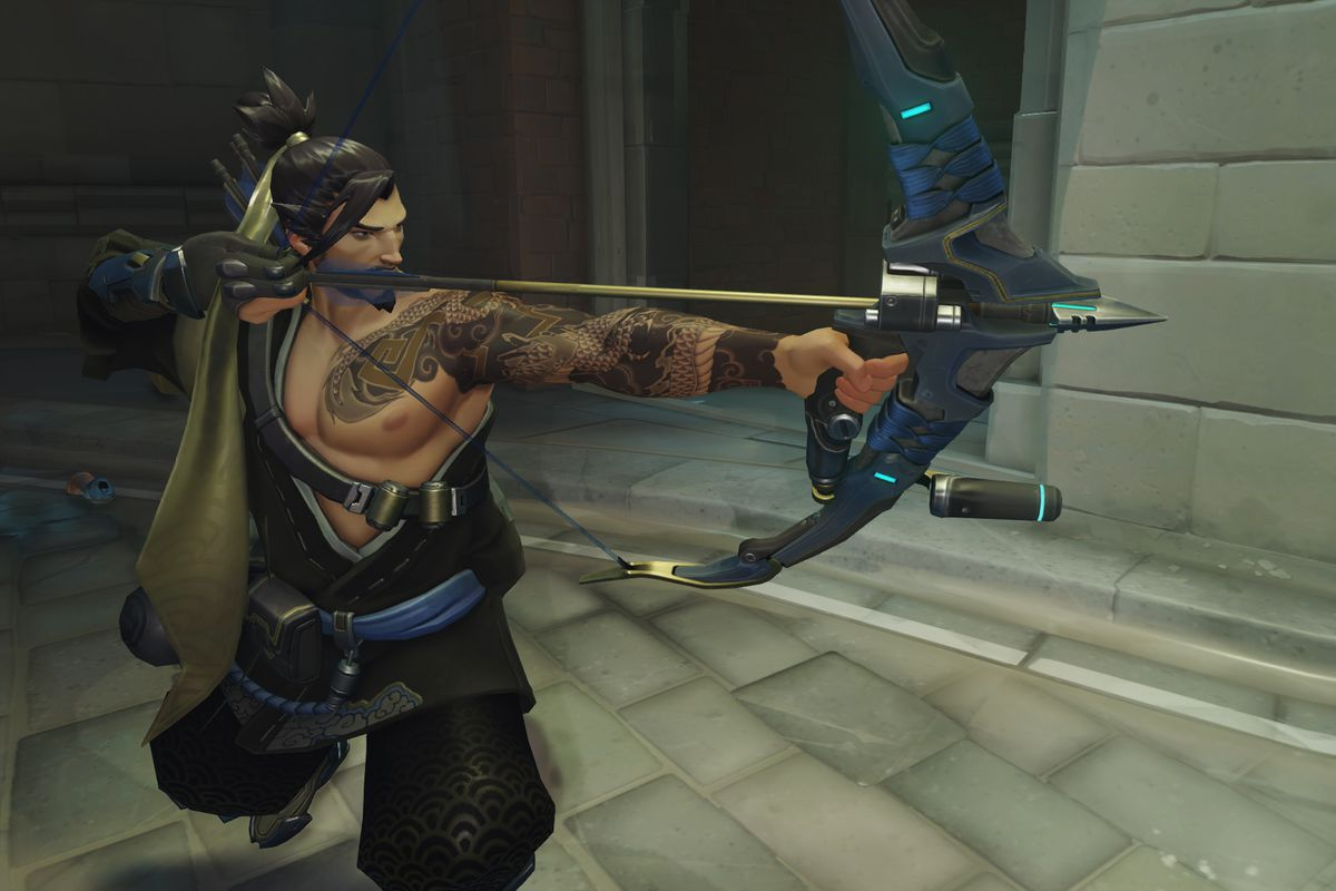 A McHanzo controversy raises questions about Overwatch fan
