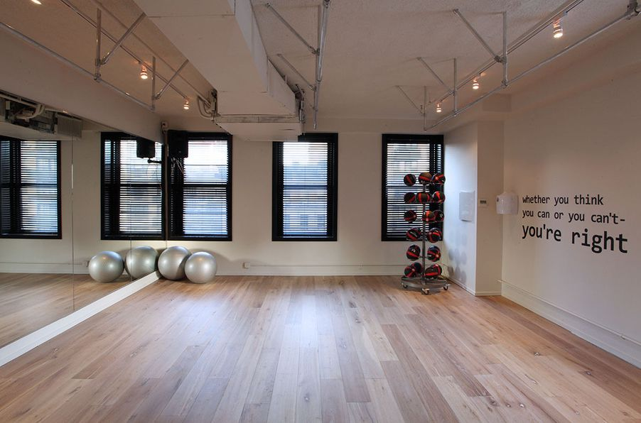 You Can Get Acupuncture At Akt S New Ues Fitness Studio