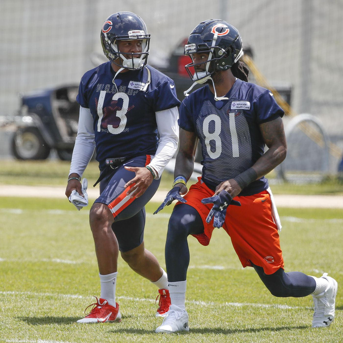 36917b04f Chicago Bears Training Camp  Live streaming updates 7 22 - Open Thread