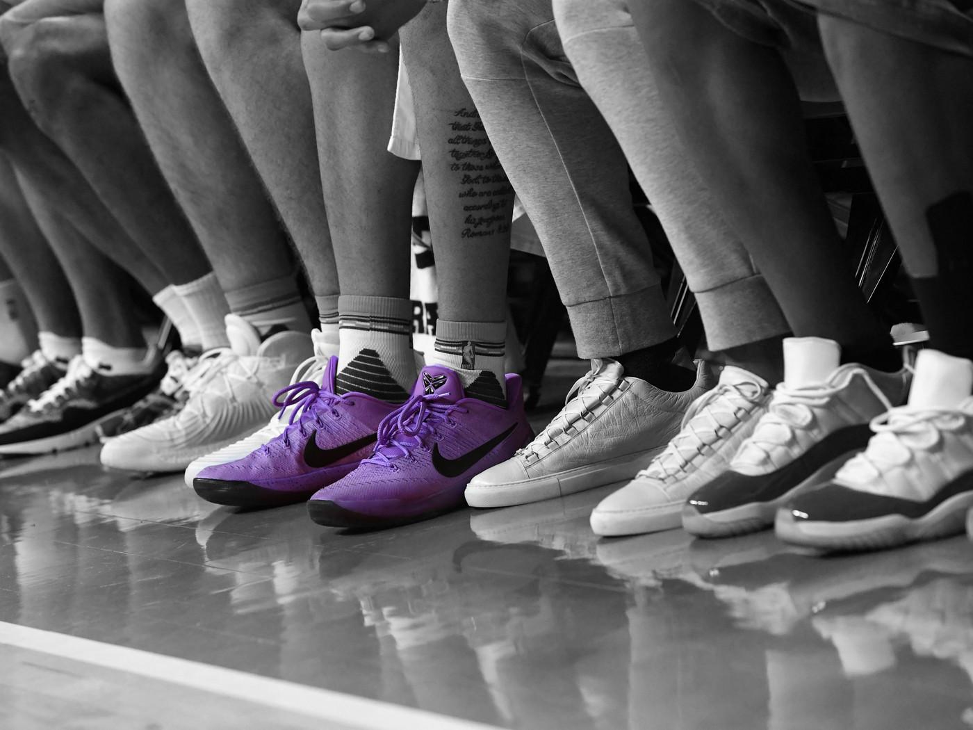 8dc66b2e835 NBA signature shoe tracker - SBNation.com