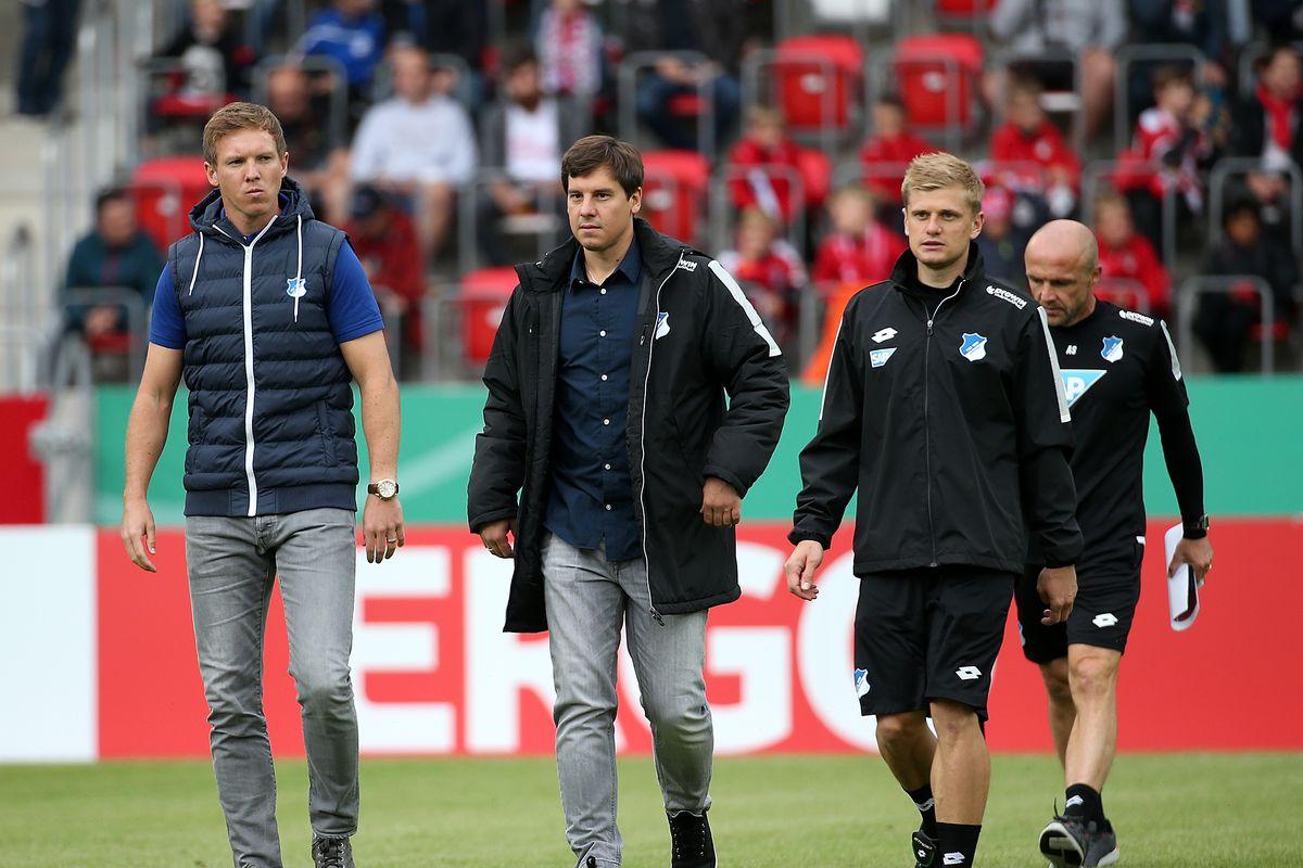 Rot-Weiss Erfurt v TSG 1899 Hoffenheim- DFB Cup