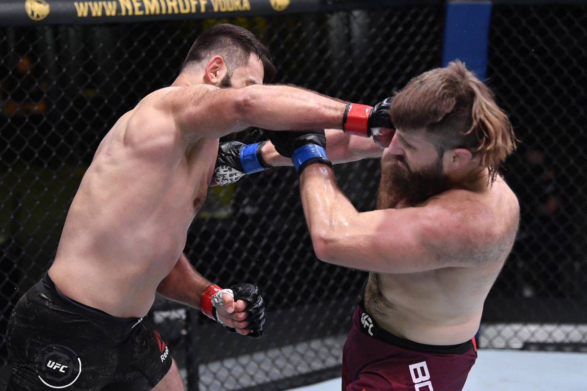 UFC Vegas 13 results: Andrei Arlovski decisions Tanner Boser in dreadful affair - MMAmania.com
