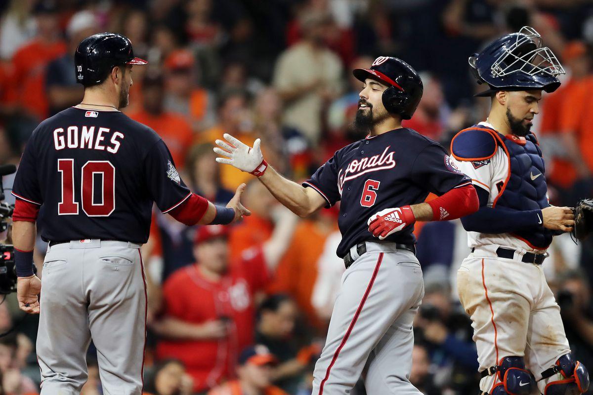 World Series - Washington Nationals v Houston Astros - Game Six