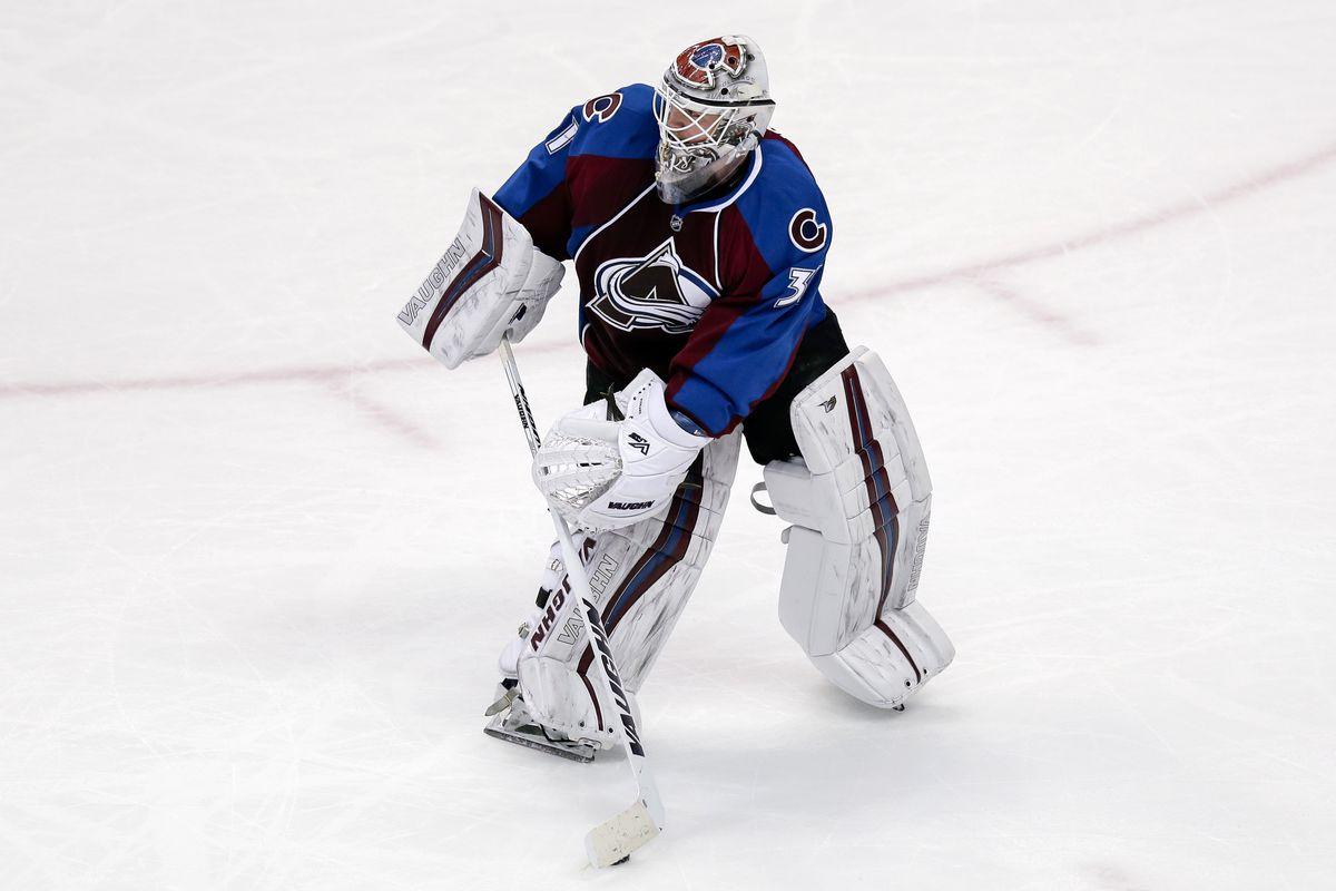 NHL: Toronto Maple Leafs at Colorado Avalanche