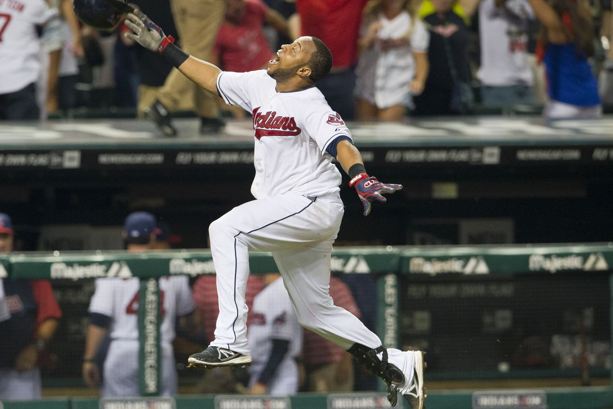 Buoyed by hitters like Carlos Santana, the 2013 Cleveland Indians had a 3.95 P/PA ratio -- and enjoyed a winning percentage in games 3 or later of series (.655) much higher than in games 1 or 2 (.519).