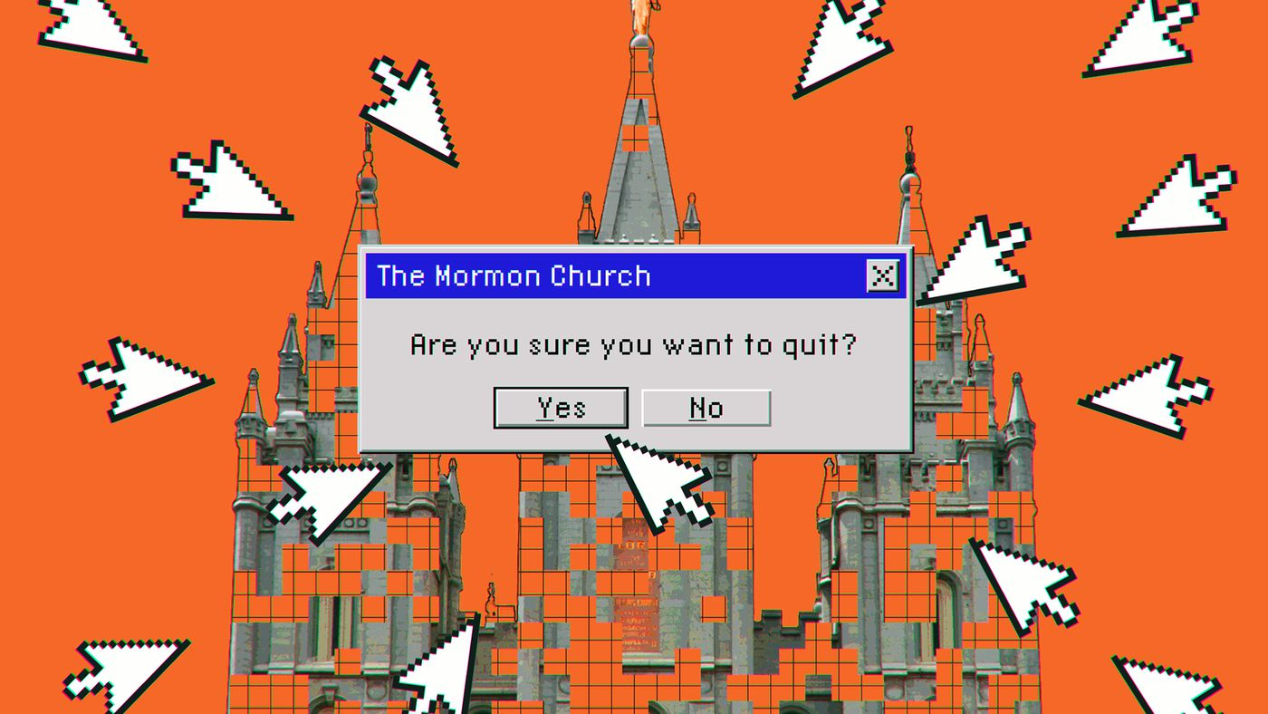Quitmormon And The Tricky Process Of Leaving The Church The Verge